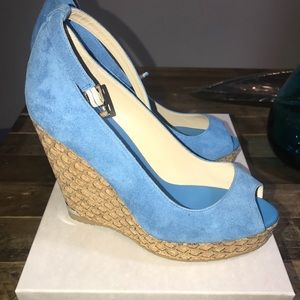 New Jimmy Choo Wedges 100%Authentic Guaranteed